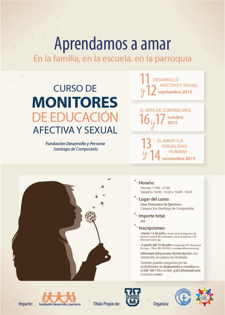 SANTIAGO_CartelA3 curso monitores-Aprendamos a amar_baja